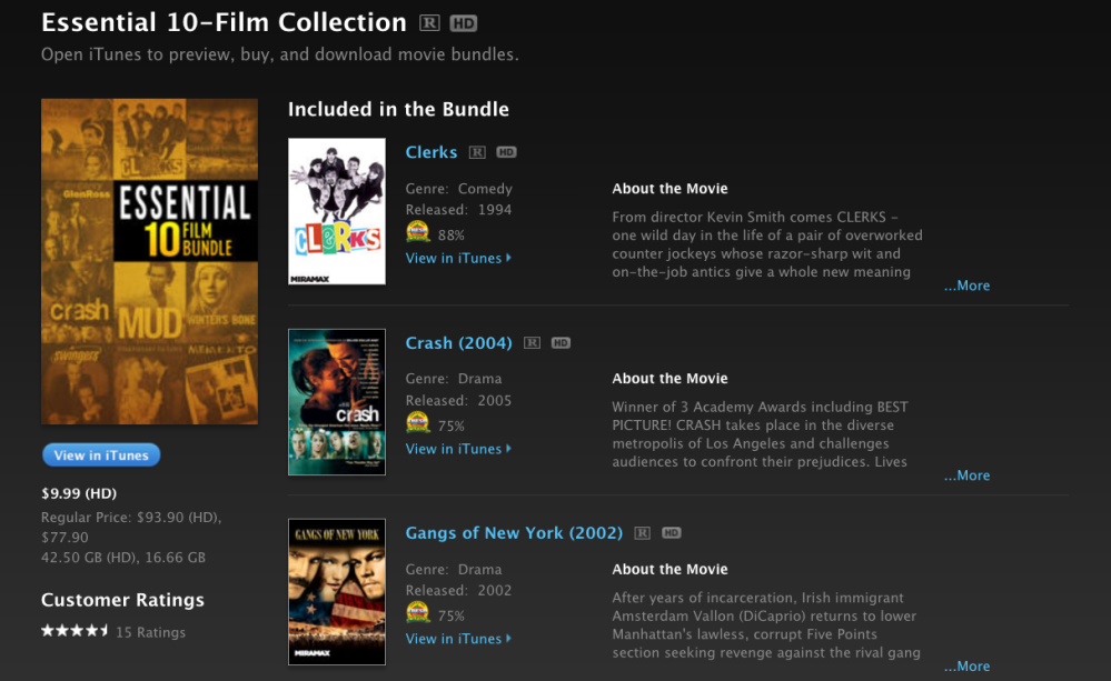 itunes-essential-10-film-collection-price