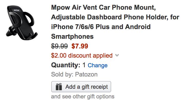 mpow-mount