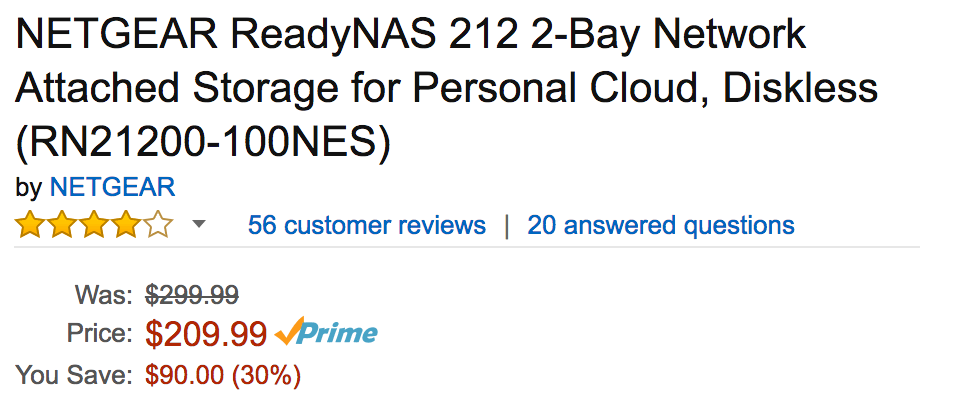 netgear-nas-amazon-deal