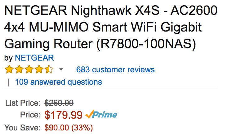 netgear-nighthawk-amazon-deal