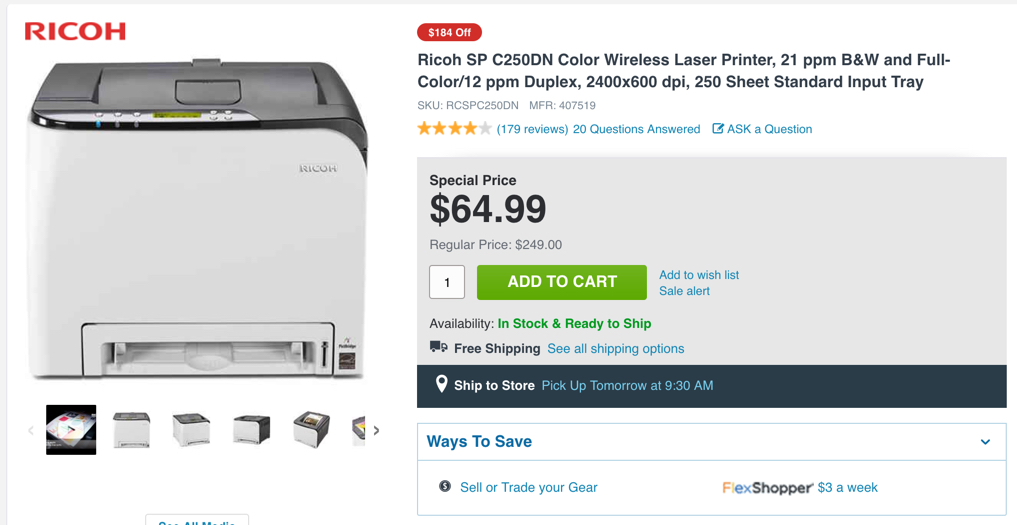 ricoh-color-laser-printer