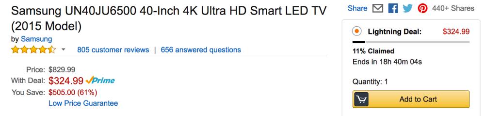 samsung-amazon-4k-tv-deal