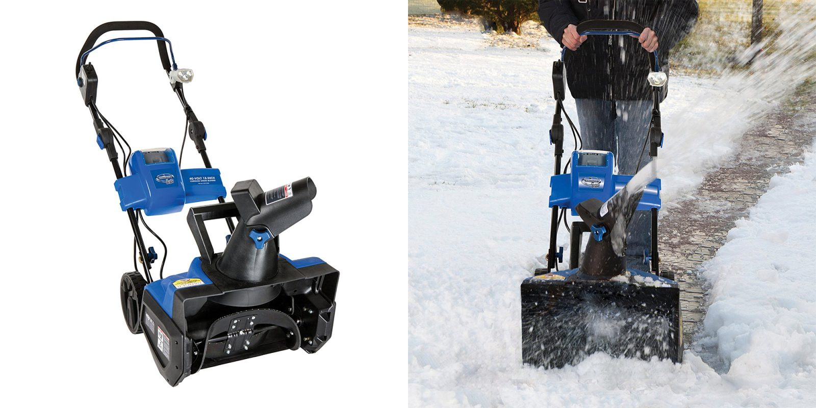 Home Depot S 1 Day Snow Blower Sale Includes Electric Models