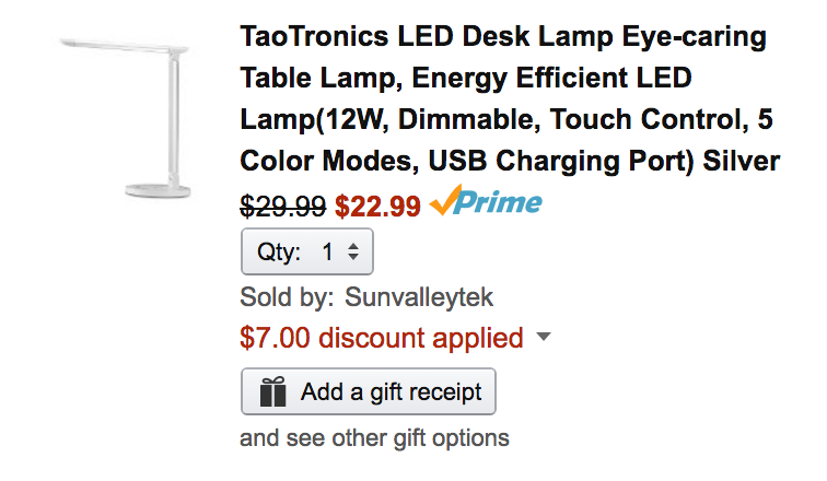 taotronics-led-lamp-amazon-deal