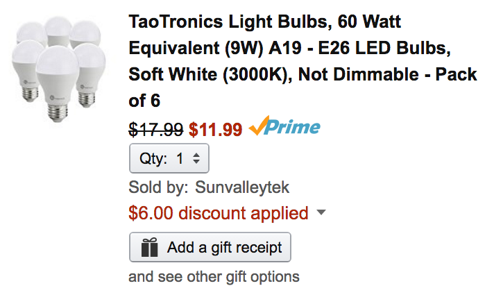taotronics-led-light-bulb-deals