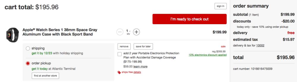 target-apple-watch-series-1-pricing