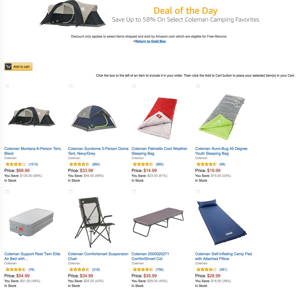 amazon-goldbox-camping-supplies