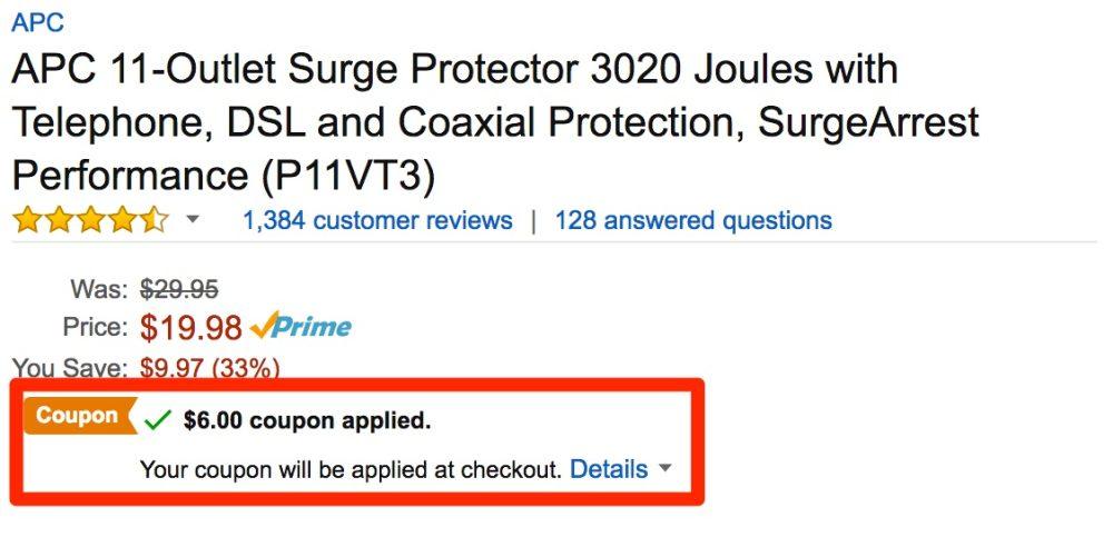 apc-surge-protector-amazon-deal
