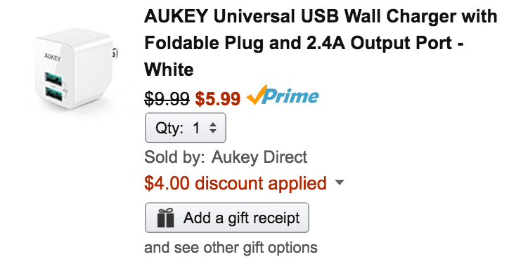 aukey-charger-promo