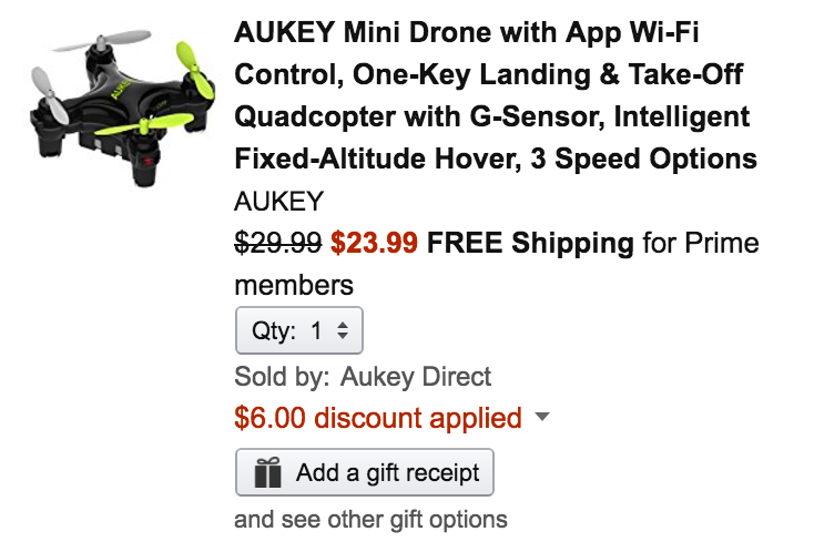 aukey-drone