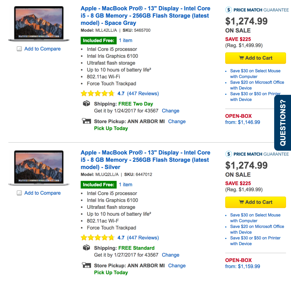 Best Buy\'s two-day sale includes up to $325 off Apple\'s latest 12 ...
