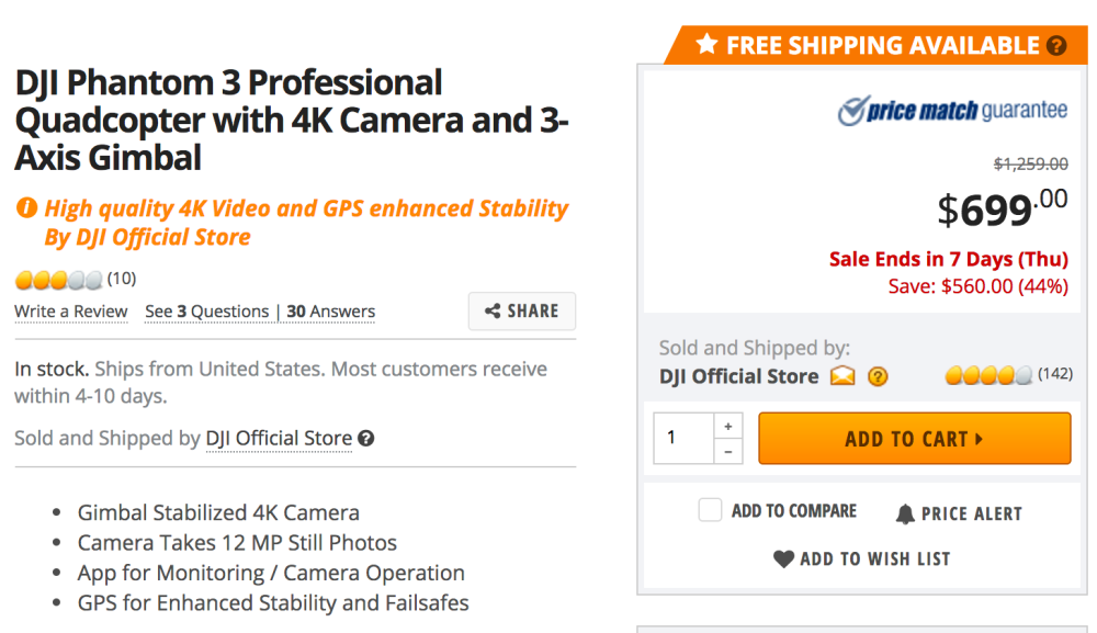 dji-phantom-3-pro-newegg-deal