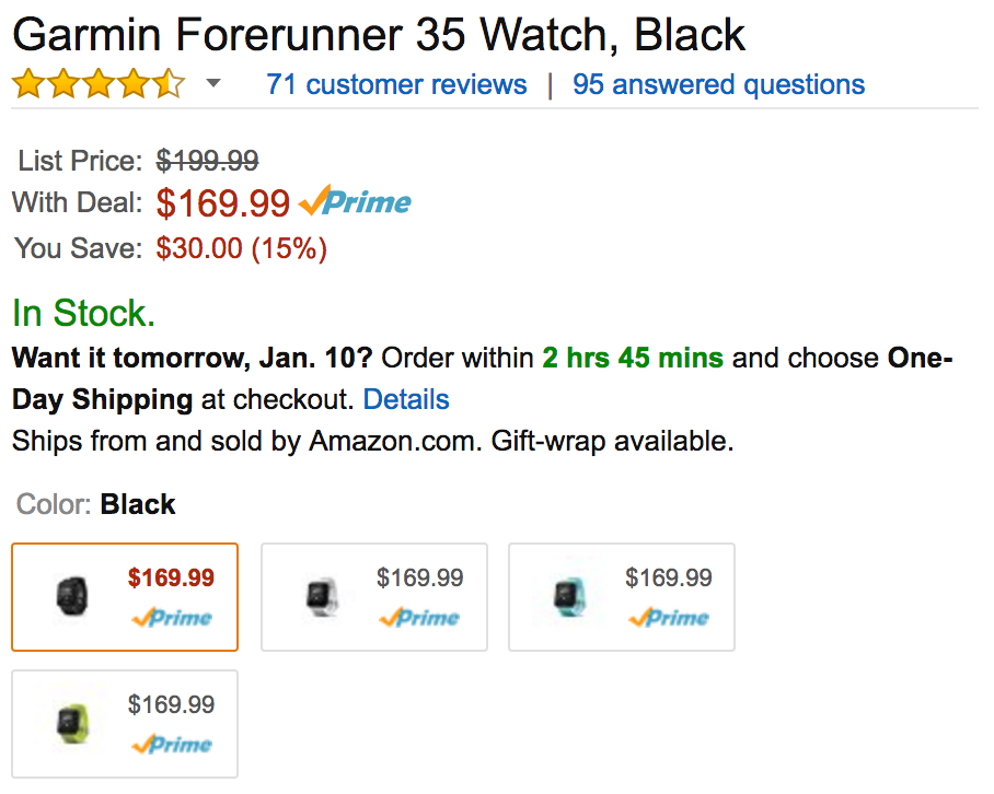 garmin-forerunner-35-amazon-deal
