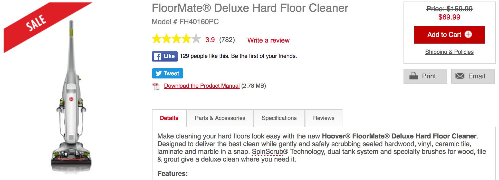 hoover-floormate-deluxe-hard-floor-cleaner-fh40160pc-2