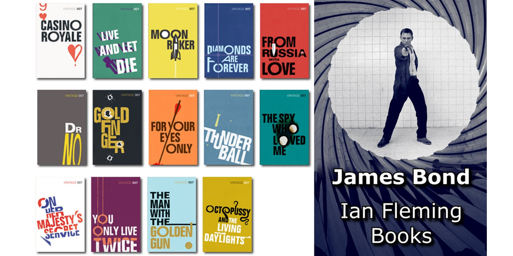 james-bond-books