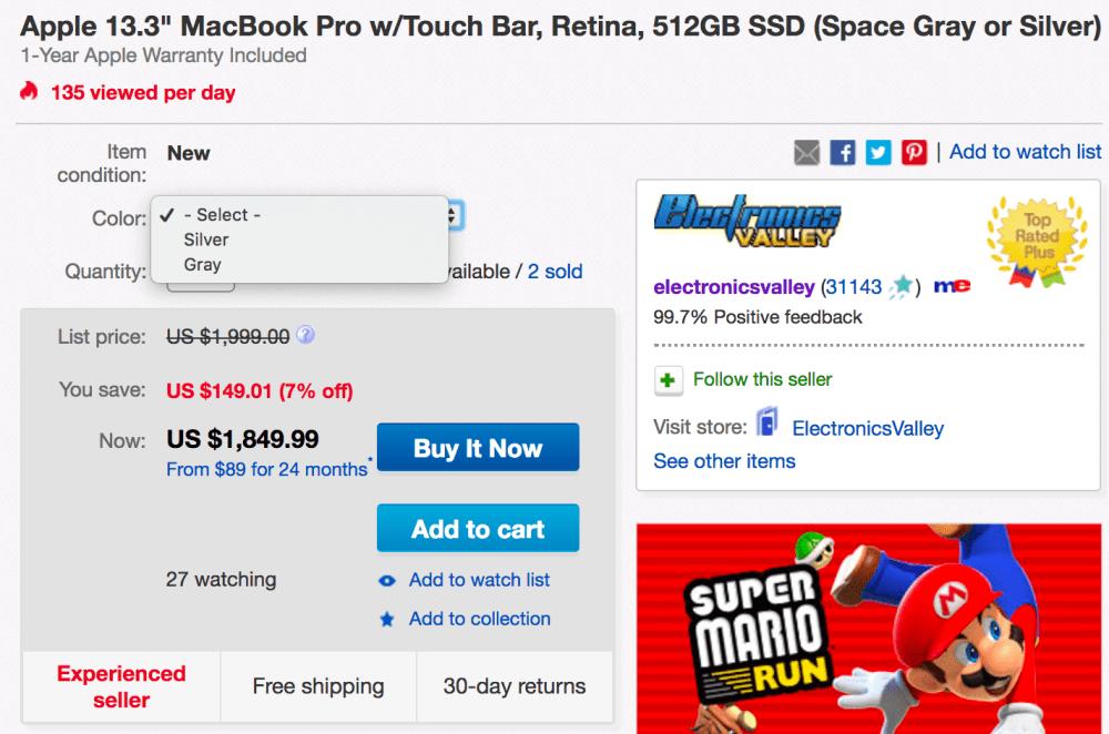 macbook-pro-touchbar-13-inch-deals