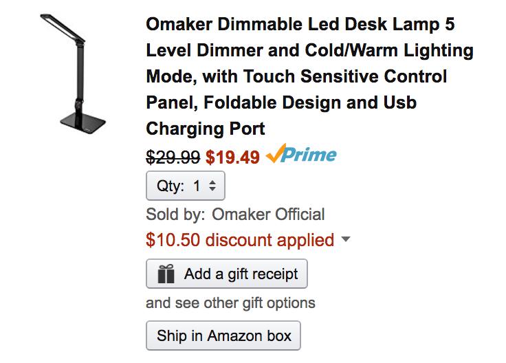 omaker-lamp-amazon-deal