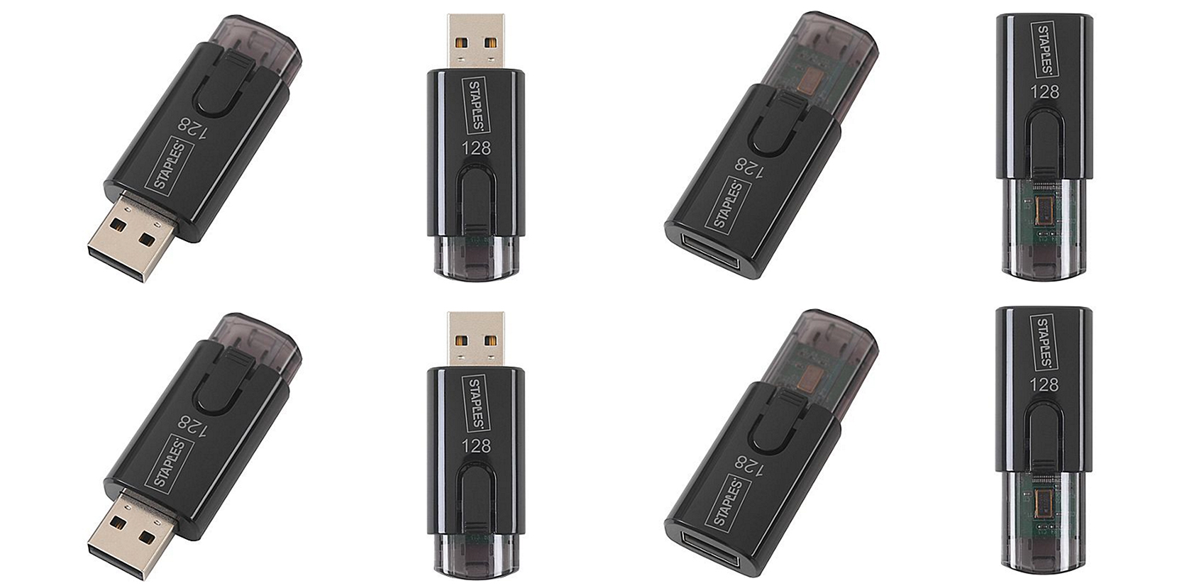Flash drive deals staples