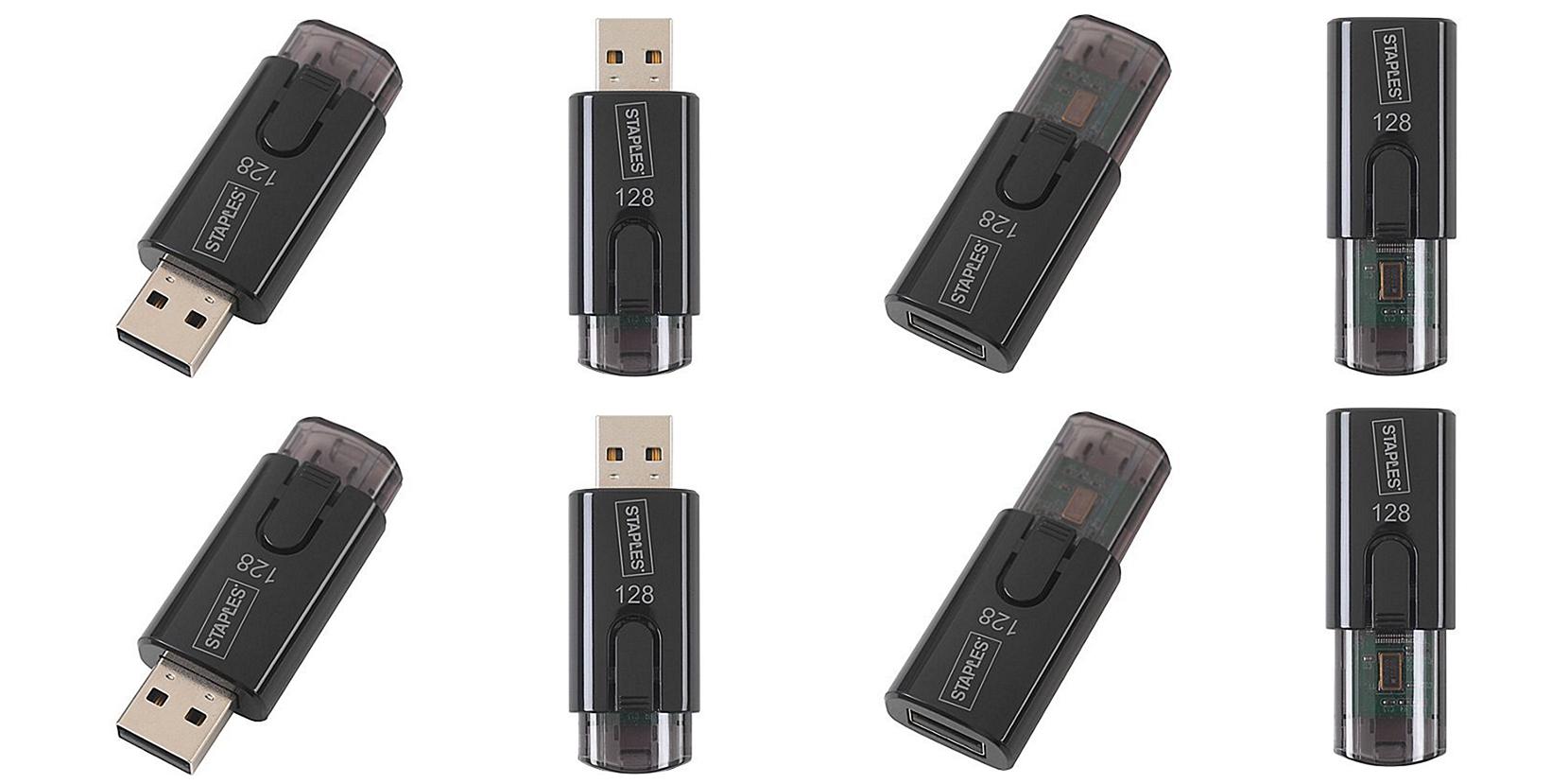 Flash drive deals staples