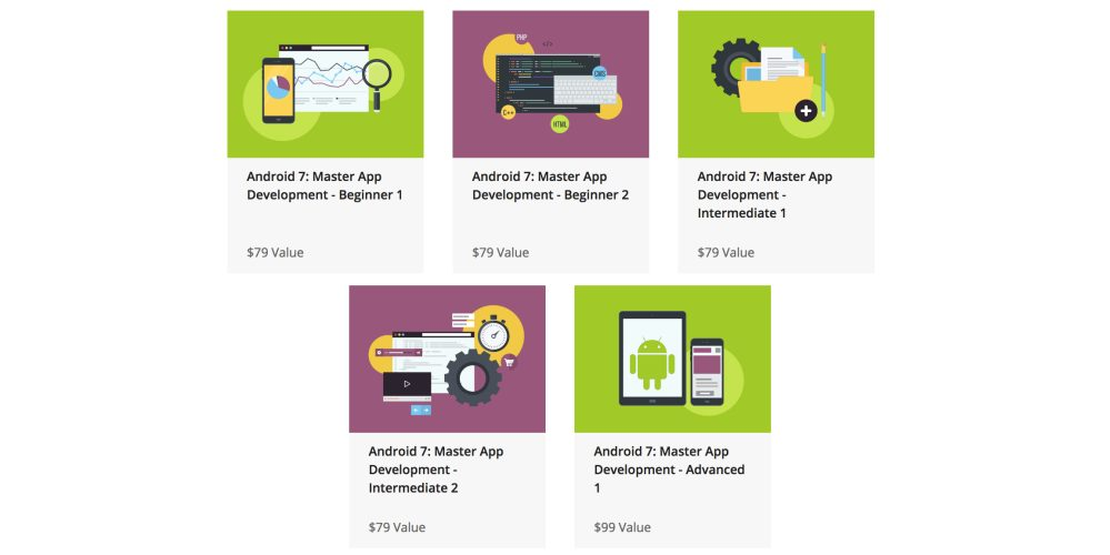 android-course-development