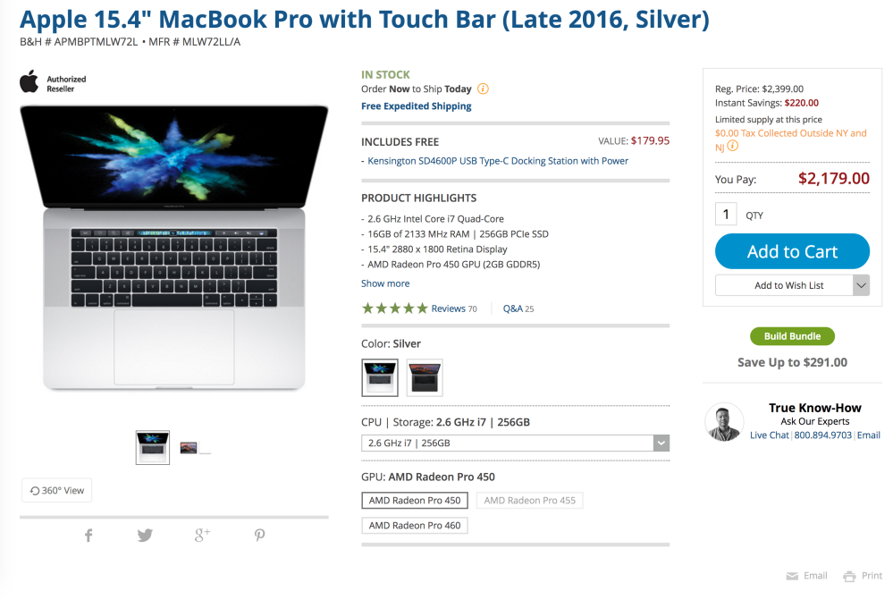 apple-15-inch-macbook-pro-kensignton-dock-deal