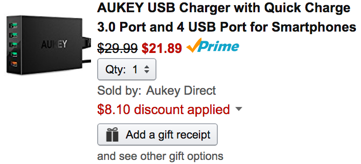 aukey-5-port-charger