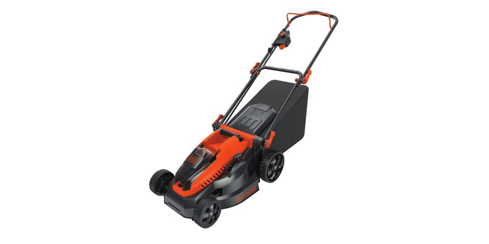black-decker-electric-lawn-mower