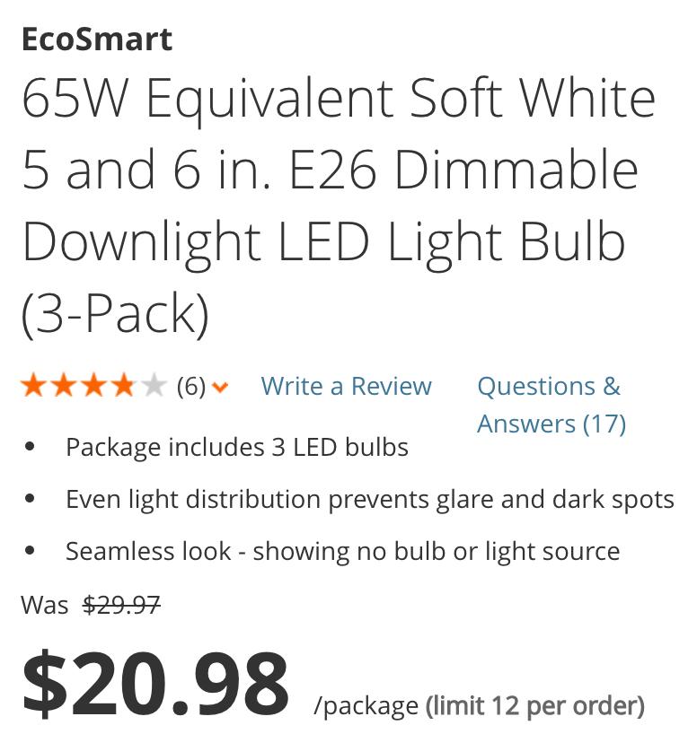 ecosmart-led-bulb-deals