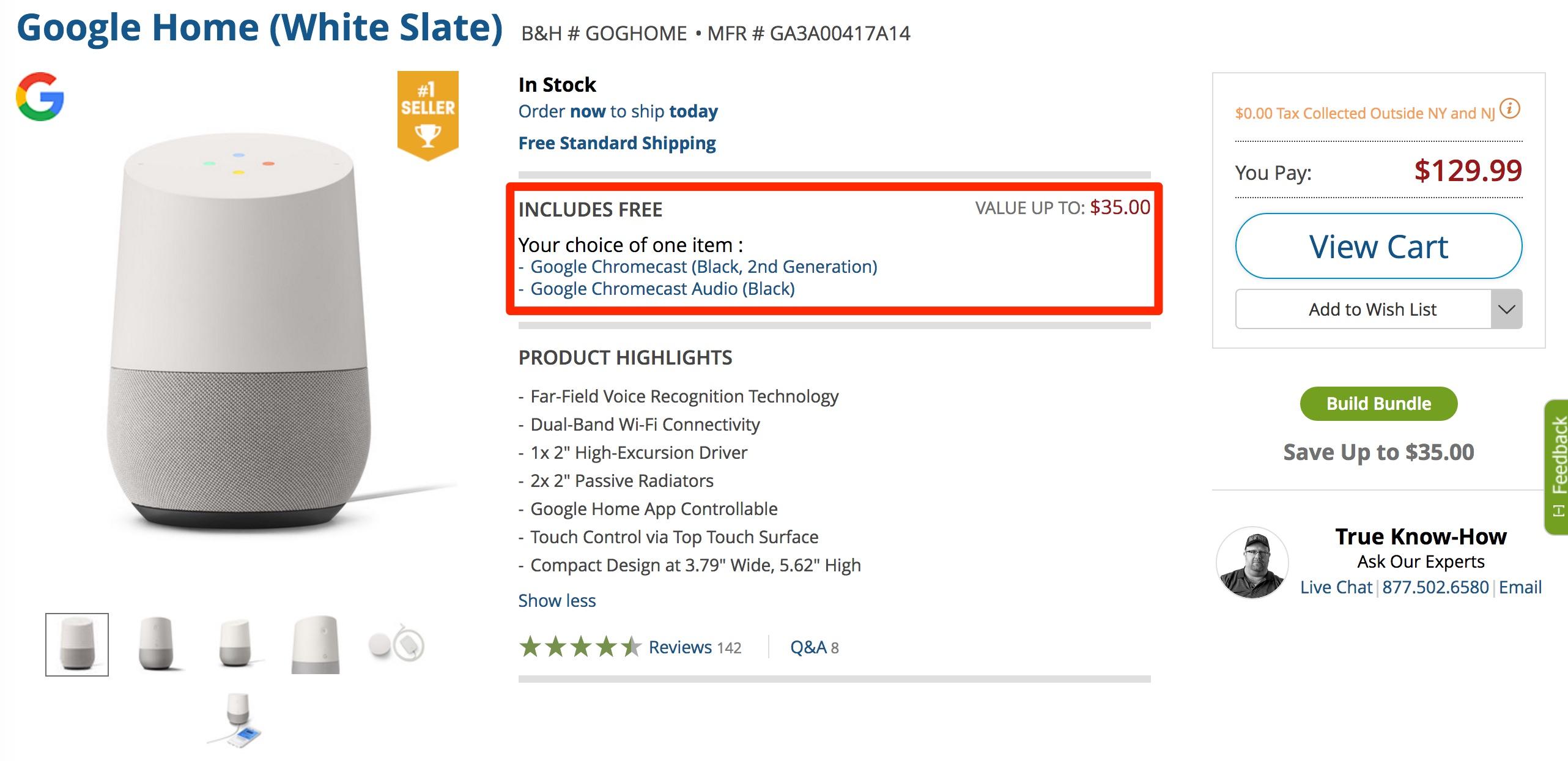 google-home-chromecast-deal