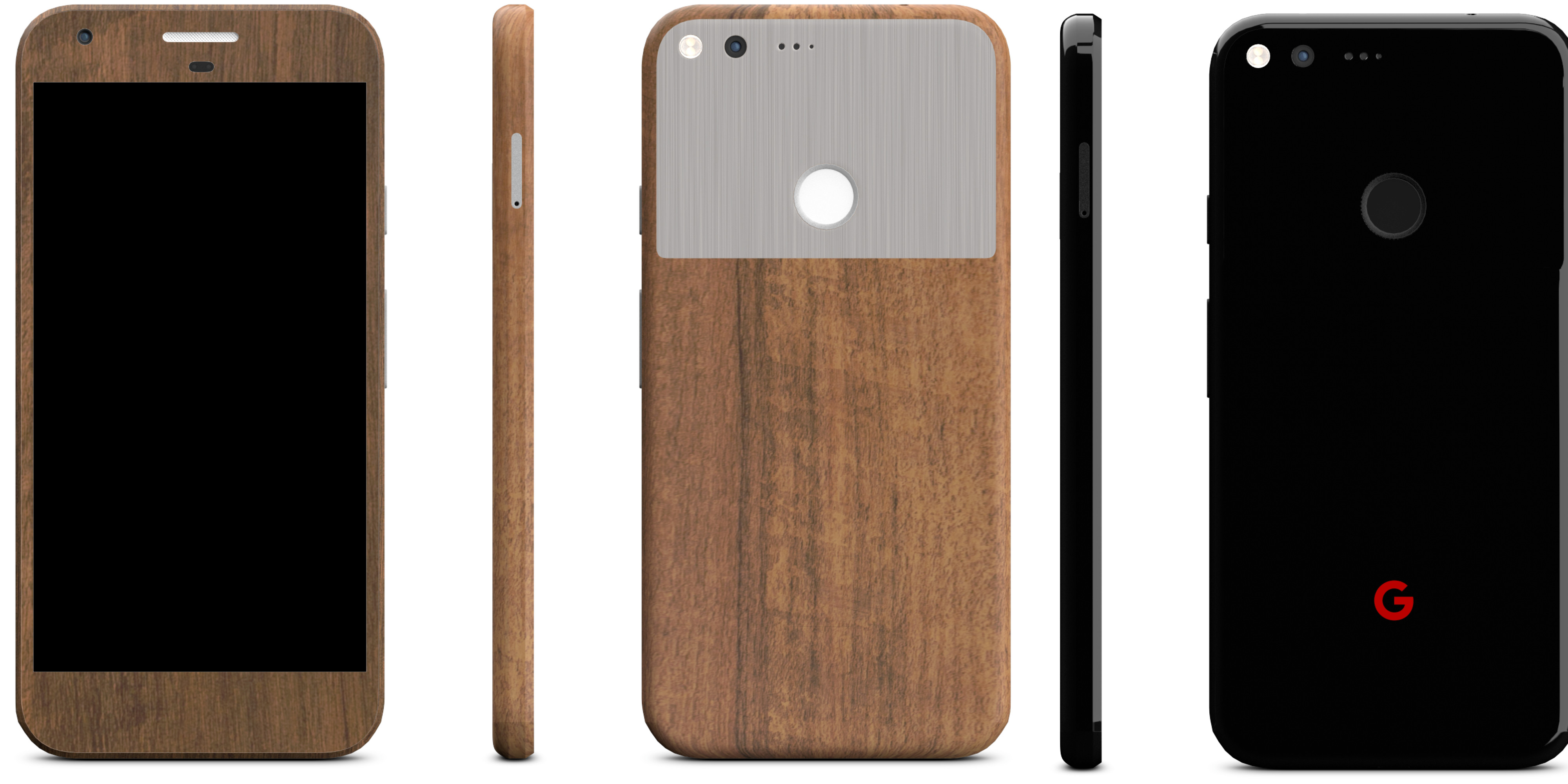 Colorware's leather/wood/more MacBook, iPhone, iPad & Google