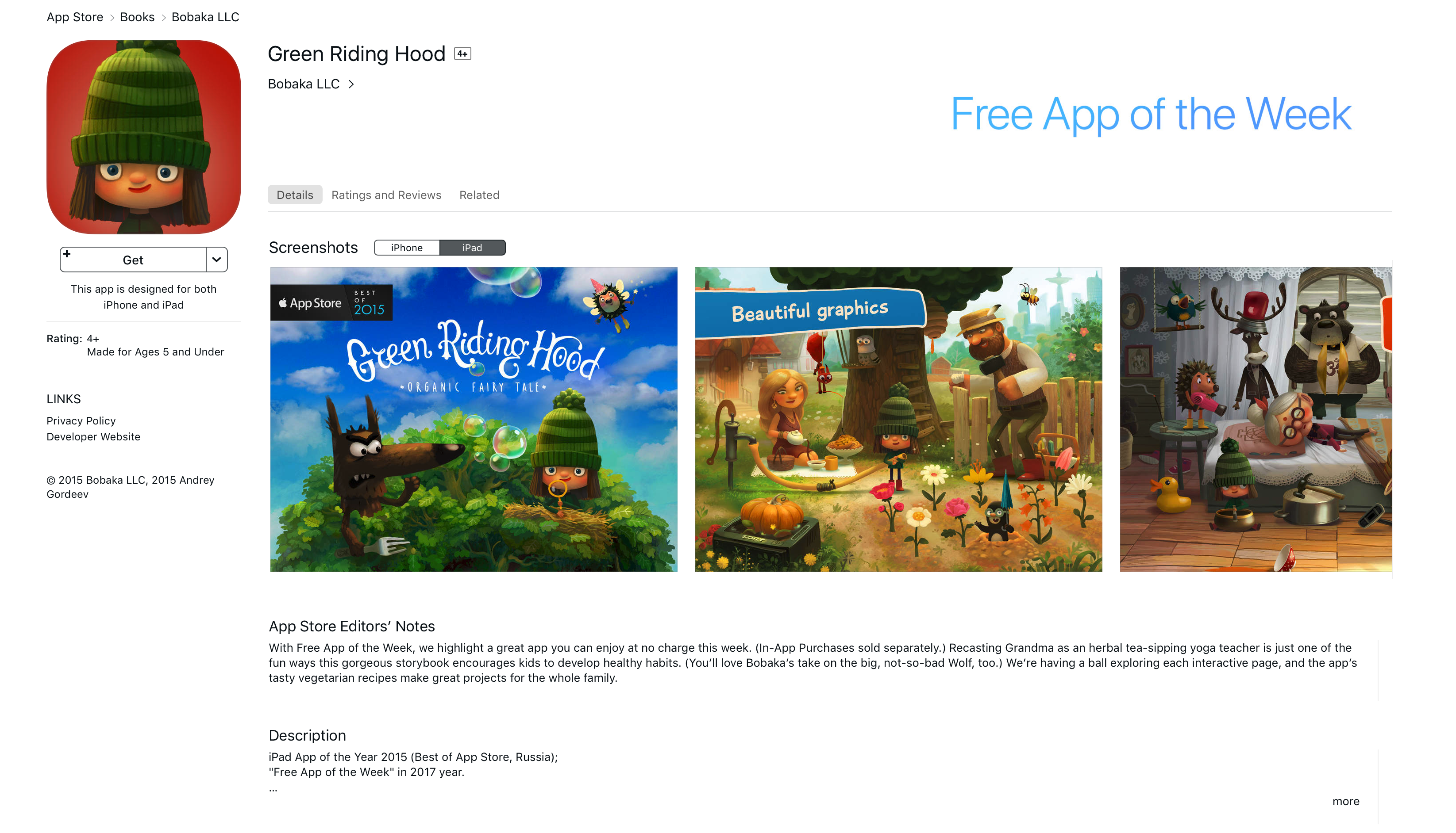green-riding-hood-app-of-the-week-free-9