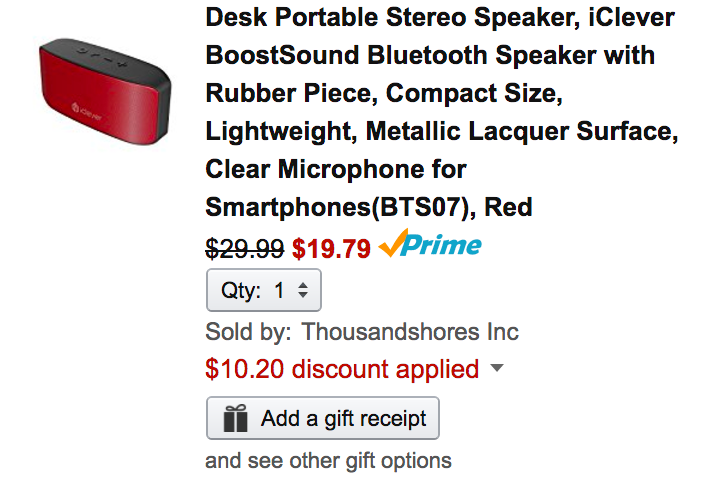 icleverbluetooth-speaker