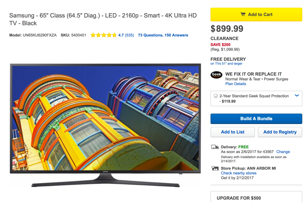 samsung-65-inch-best-buy-deal