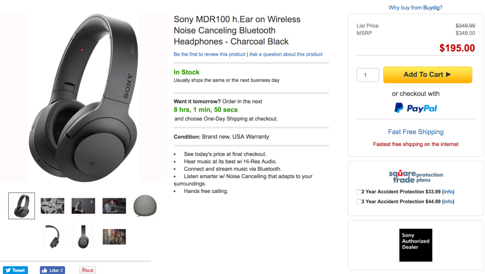sony-h-ear-mdr100-deal