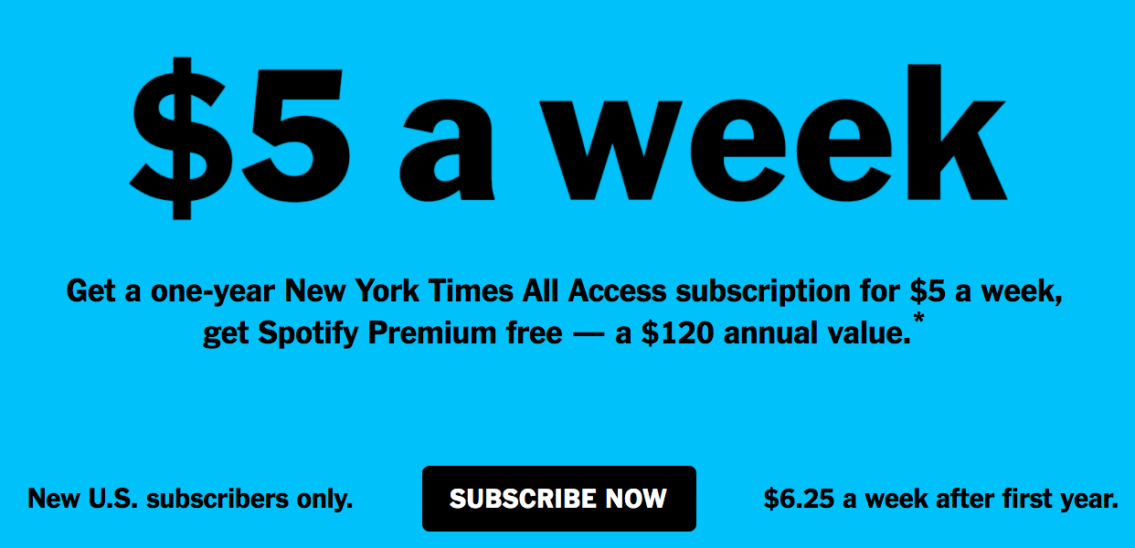 subscription-to-nyt