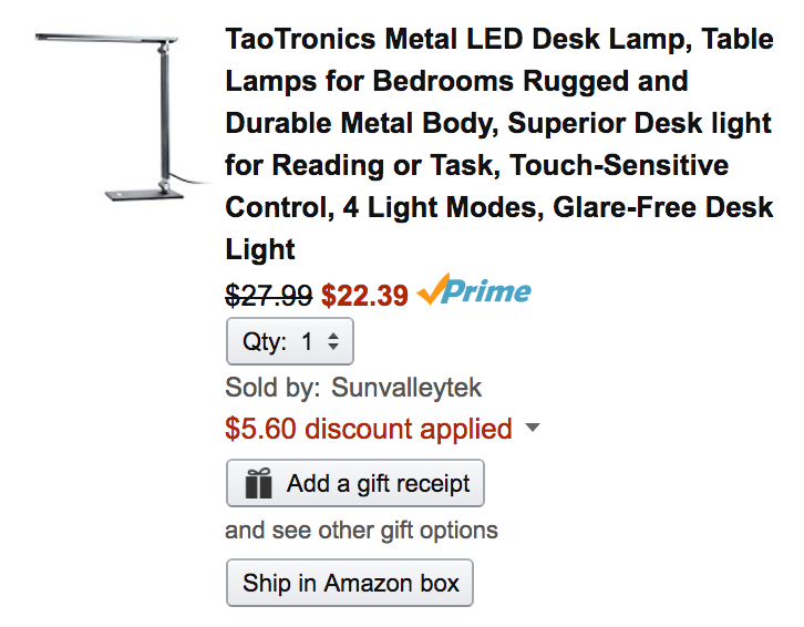 taotronics-led-desk-lamp-amazon-deal