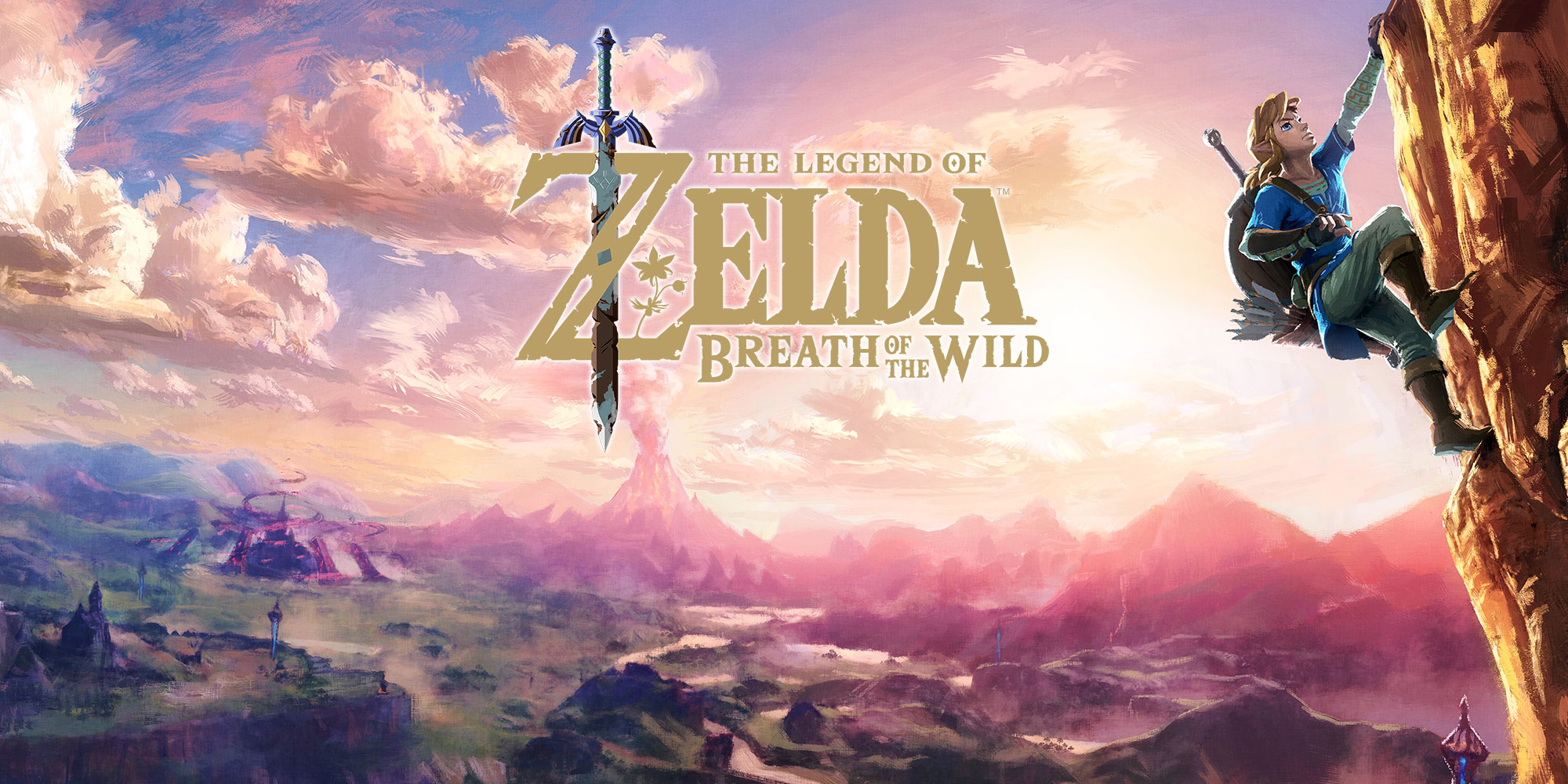 Here's Zelda Breath of the Wild w/ the Explorer's Guide for just $45 (Reg. $60) + more Switch games