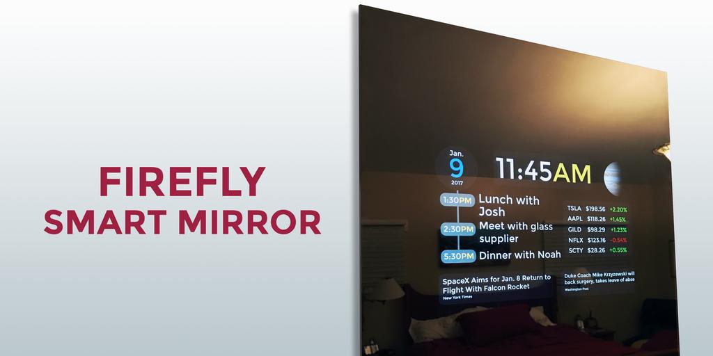 Firefly Smart Mirror