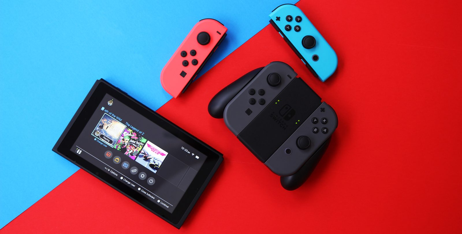 Grab up to $250 off Nintendo Switch w/ PS4 and Xbox One