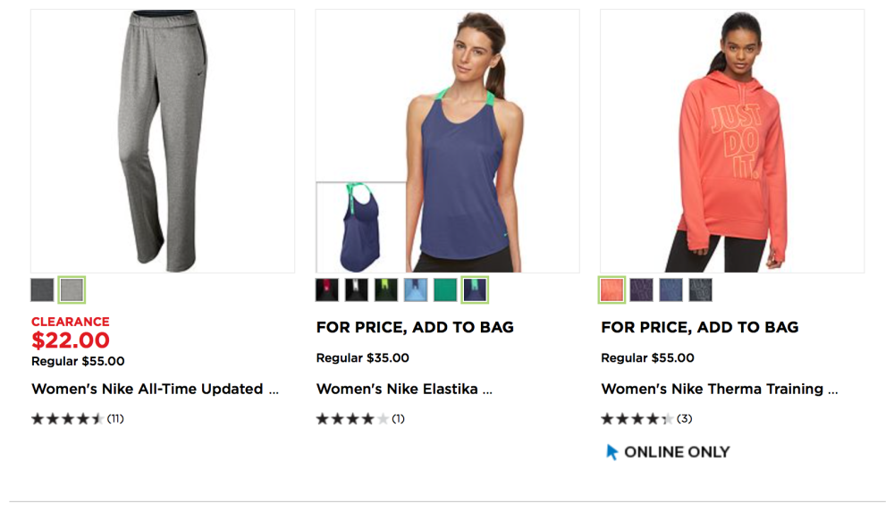 01988178b50f Nike shoes and apparel up to 70% off at Kohl s - 9to5Toys