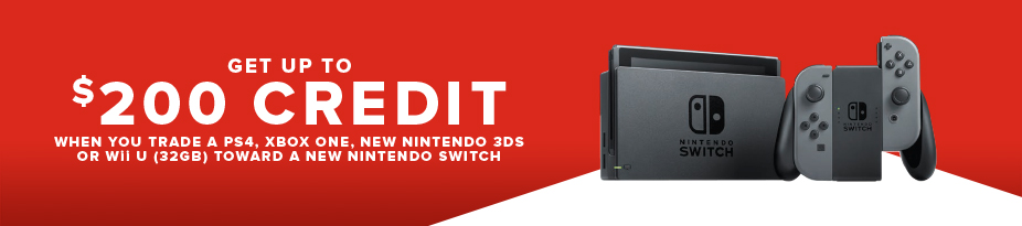 nintendo switch in stock at gamestop 200 off w trade ins 9to5toys