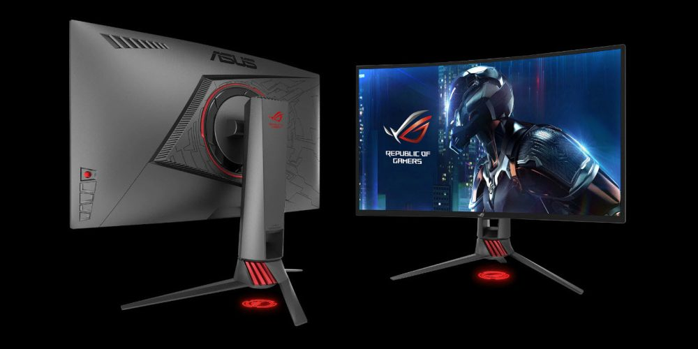 ASUS gaming monitors