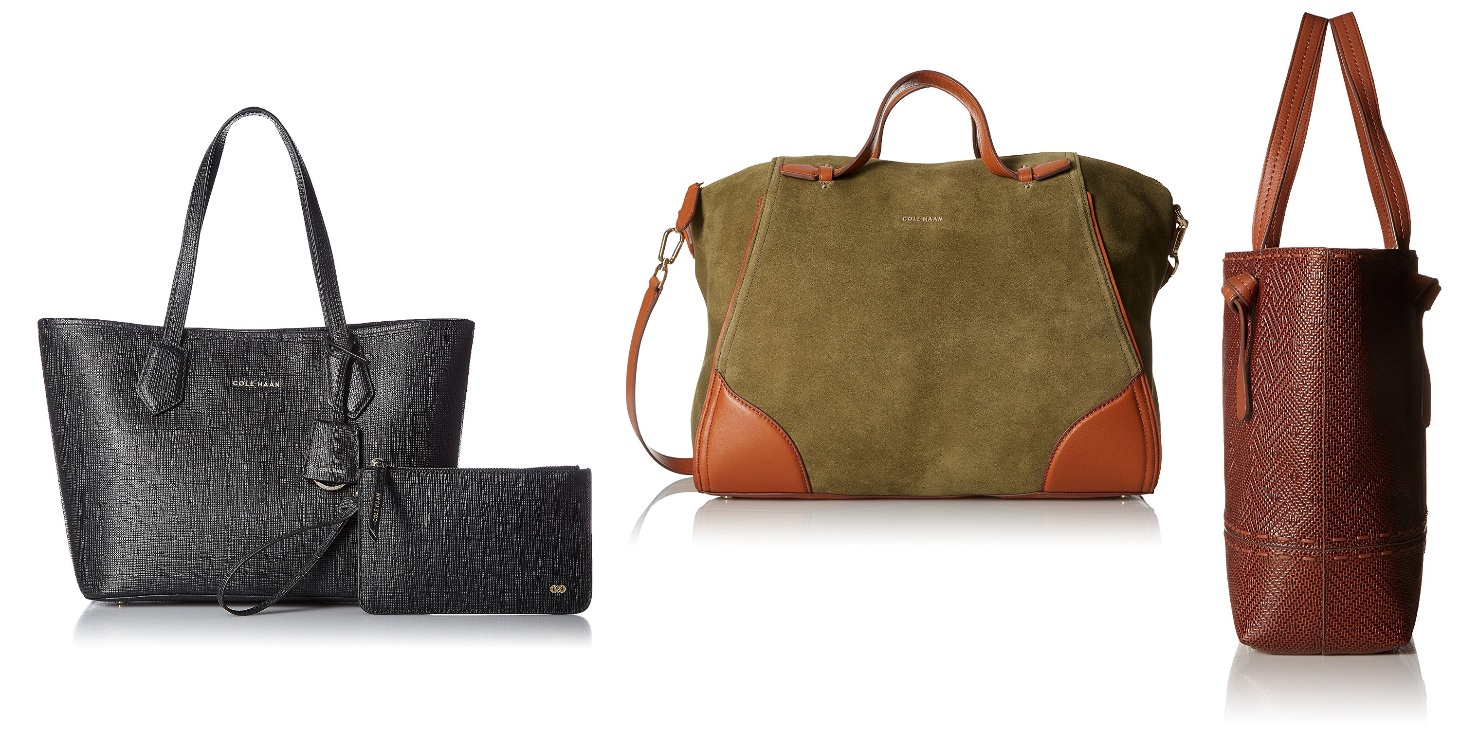 Cole Haan Fossil And More Handbags Wallets Up To 50 Off On