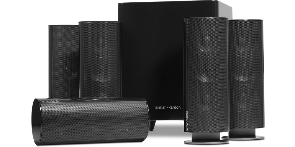 Harmon Kardon S Hkts 30 5 1 Ch Home Theater System 250