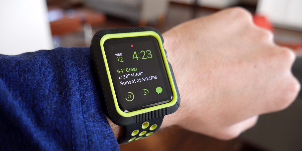 OULUOQI Nike Apple Watch Case Review