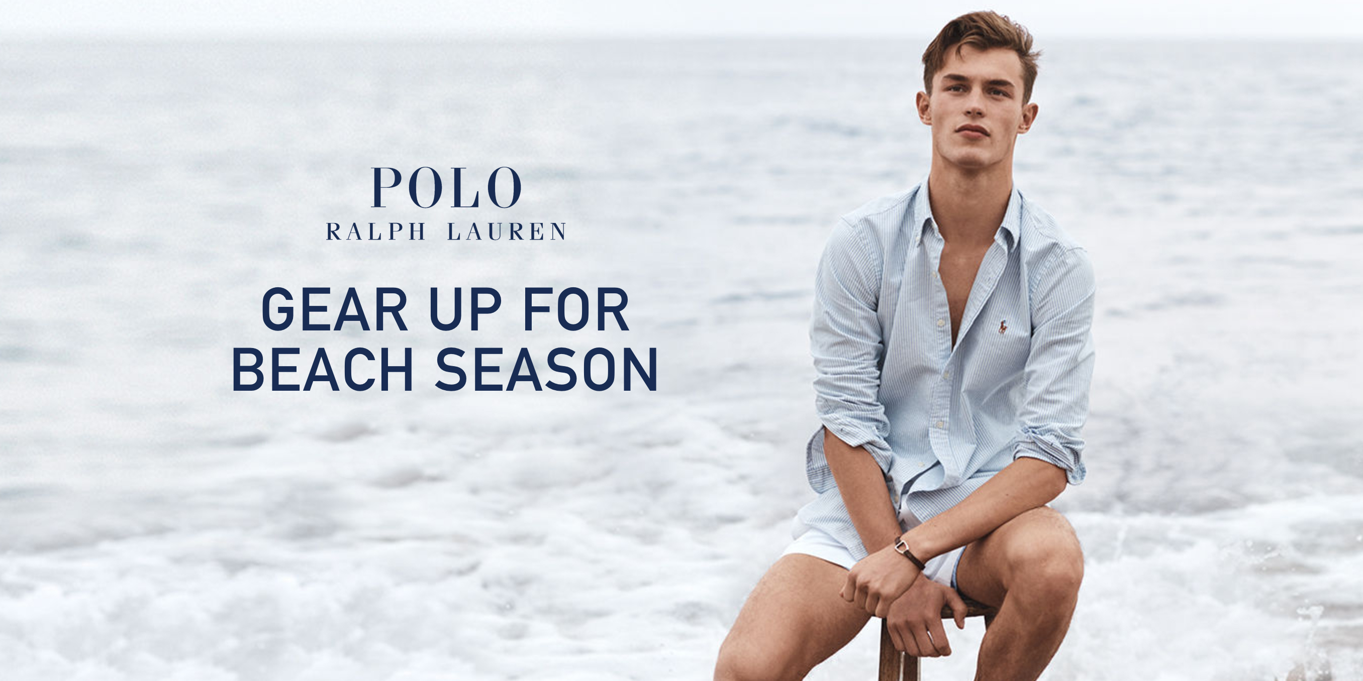Ralph Lauren polishes your spring look with up to 40% off sale styles from just $10