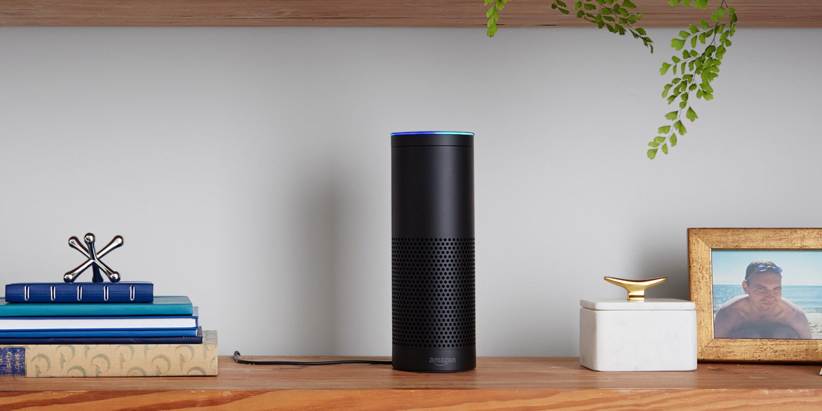 The first-generation Echo Smart Speaker starts your smart home for $30 (Refurb)