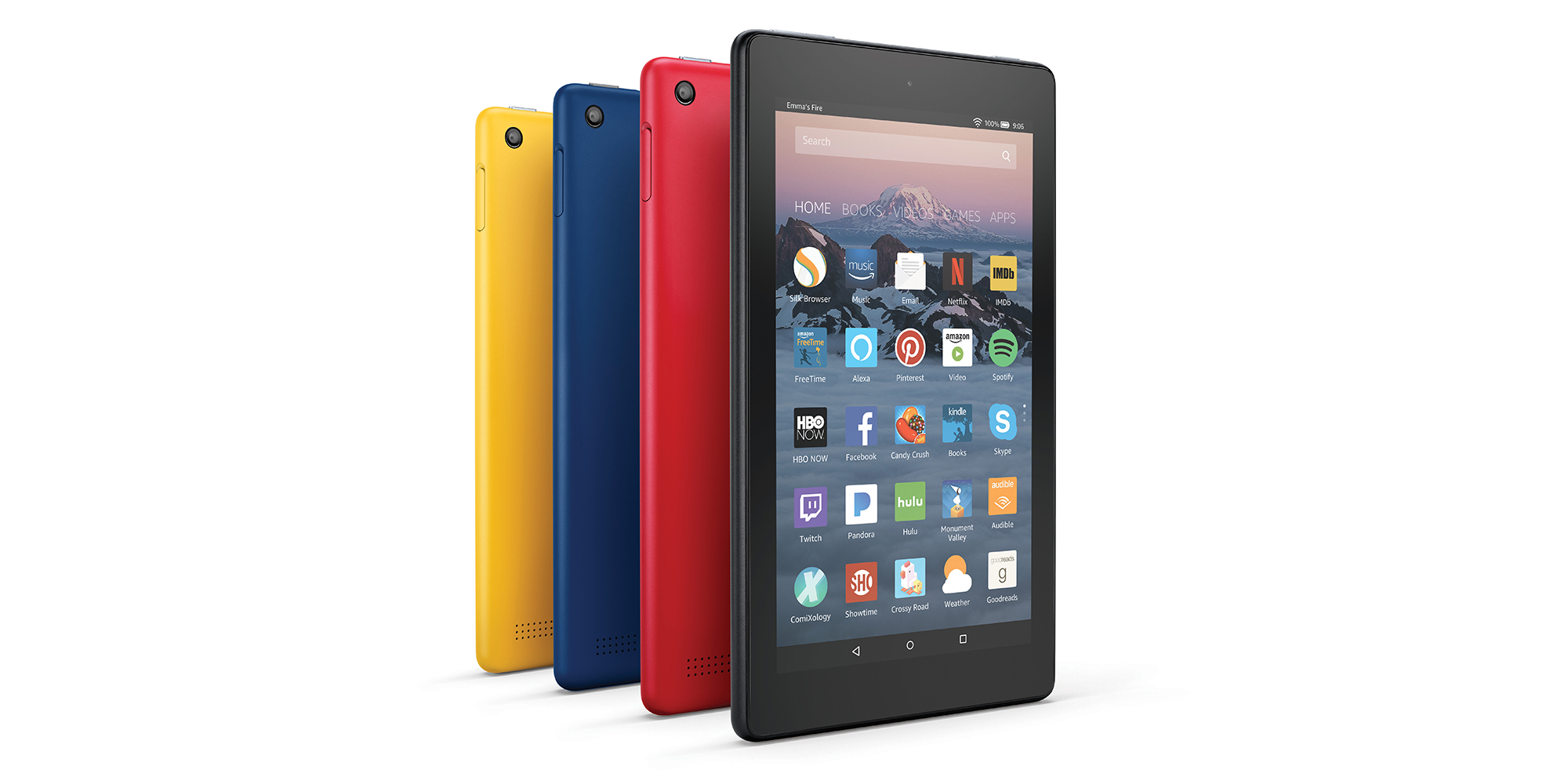 Amazon slashes prices on its Fire Tablet lineup this week from $35