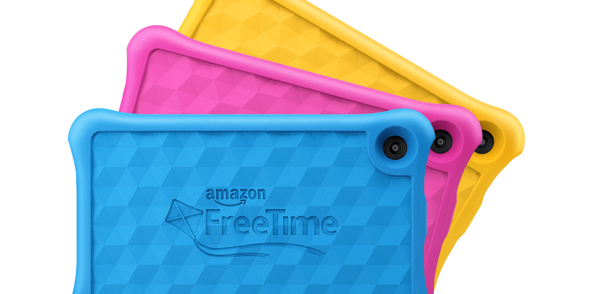 Amazon launches Fire Kids Tablet sale knocking up to $30 off, priced from $80 shipped