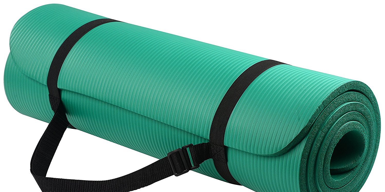 Balancefrom S Highly Rated Exercise Yoga Mat Now Under 10
